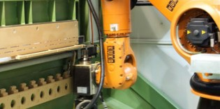 Furniture maker chooses KUKA robot for machining tasks
