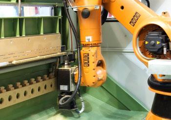Furniture maker chooses KUKA robot for machining tasks : Robotics Update
