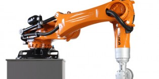 KUKA robot wins prestigious 'Red Dot' award