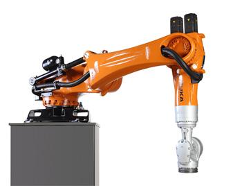 Kuka Robot Wins Prestigious Red Dot Award Robotics Update