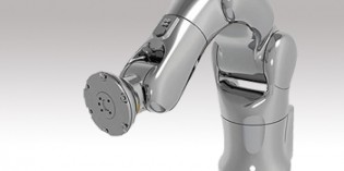 Hygienic robot for use in cleanroom environments