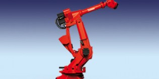 SMART NJ 650 robot combines strength with reach