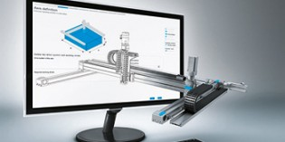 Cartesian handling system configured in just 20 minutes