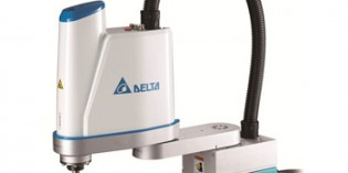 Delta launches SCARA robot and controller