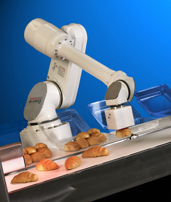 Robots Can Be Key For The Bakery Sector Robotics Update