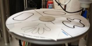 Omron demos path tracing delta robot at PPMA