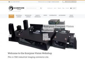 scorpion welding machine