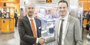 COMAU and B&R assimilate robotics into machine control