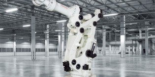 Kawasaki adds 1,000kg MG10HL to robot line-up
