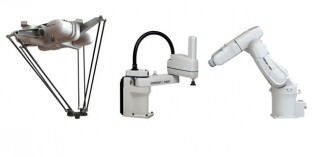 Omron launches new series of industrial robots