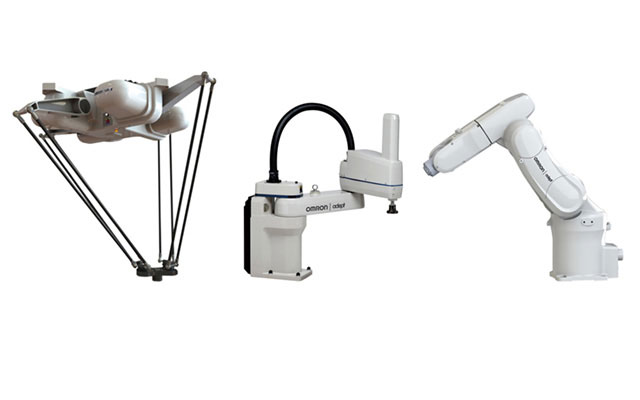 Omron launches new series of industrial robots : Robotics Update
