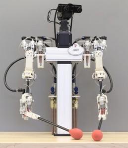 Disney Research haptic telepresence robot