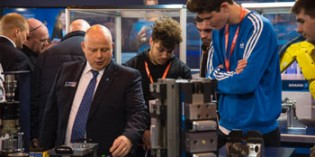 Schunk brings latest innovations to MENE 2016