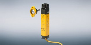 Pilz introduces PSENmlock range of safety switches