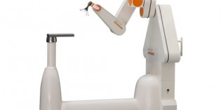 Renishaw neuromate robot installed at London hospital