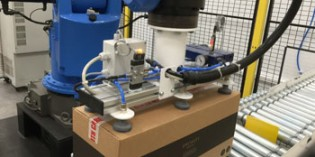 Pacepacker installs palletising robot at Speciality Breads