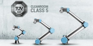 Universal Robots now certified for cleanrooms