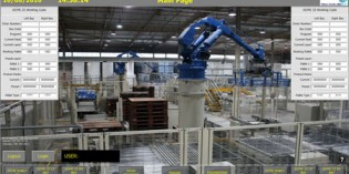 SCADA brings robot control to tissue packing line