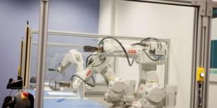 ABB refurbishes Milton Keynes training centre