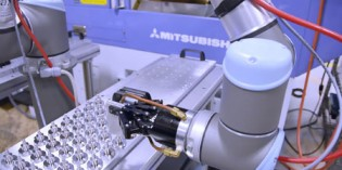 Universal Robots help automate the aerospace industry