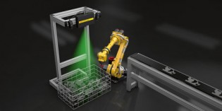 3D area sensor from Fanuc increases productivity