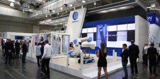 Comau showcases advances at Hannover Messe