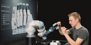 Festo introduces pneumatic robot concepts