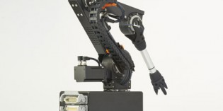 Igus robot turns a book into a real page turner