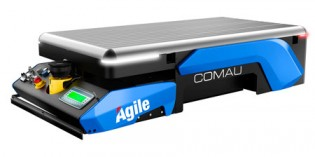 Comau launches new AGV for smart factory logistics