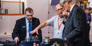 Schunk brings magnetic gripper to UK exhibition