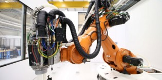 AMRC project targets a step change in aerospace robotics