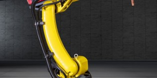 FANUC introduces new compact ARC welding robot