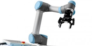 Repeatable testing with UR3 robot and Robotiq gripper