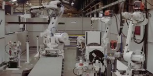 Mabey puts cutting-edge ABB robots to work