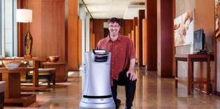 Little butler robot wins inventors' award