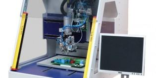 Altus supports bespoke desktop soldering robots