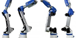 TM Robotics launches TVM six-axis robot range