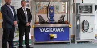 Yaskawa MotoLogix hooks up with Routeco