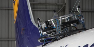 Igus reduces mobile robot weight by 15%