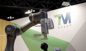 HMK introduces cobot with built-in vision