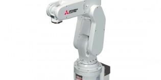 Mitsubishi robot automates printer cartridge refills