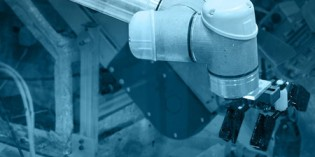 Universal Robots for injection moulding
