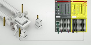 ABB embeds safety I/O in robot controllers