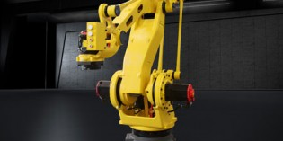 Fanuc launches fastest palletising robot in its class