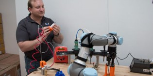 Universal Robots advises on getting started with robots