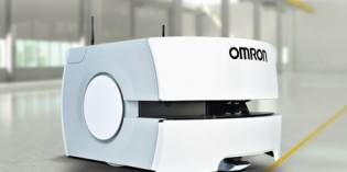 Omron highlights mobile robots at Advanced Engineering