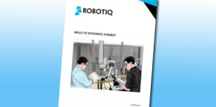 Robotiq eBook addresses robot integration skills