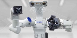 Epson to launch autonomous dual-arm robot