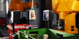 Ocado reveals robotic system for picking groceries