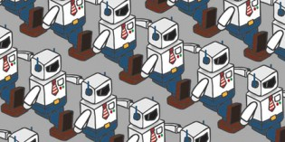 Seeking opportunity in 'Robopocalypse'